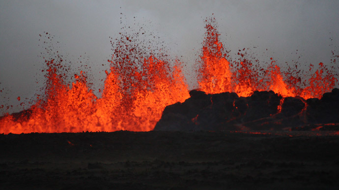 The ongoing volcanic eruption in Holuhraun, near Bardarbunga, has already become the largest lava eruption in Iceland since the 19th century.