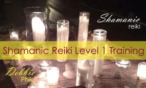 Shamanic Reiki Level 1 Adirondacks