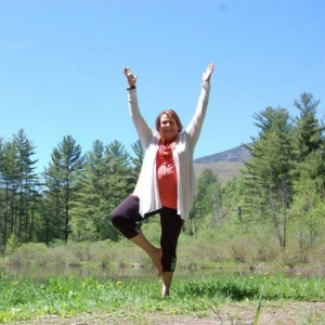 Telling story with yoga