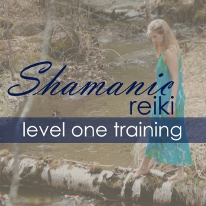 Shamanic Reiki level one training