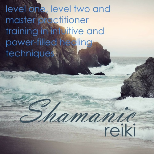 Shamanic Reiki training