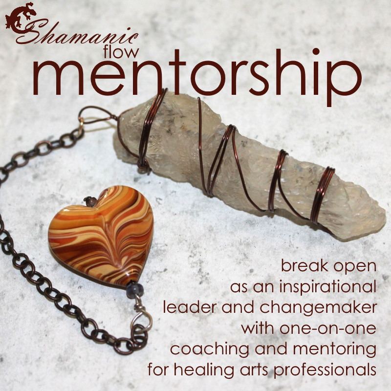 Break open as an inspirational leader and changemaker with one-on-one coaching and mentoring.