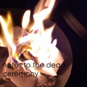 Notes to the Dead ceremony