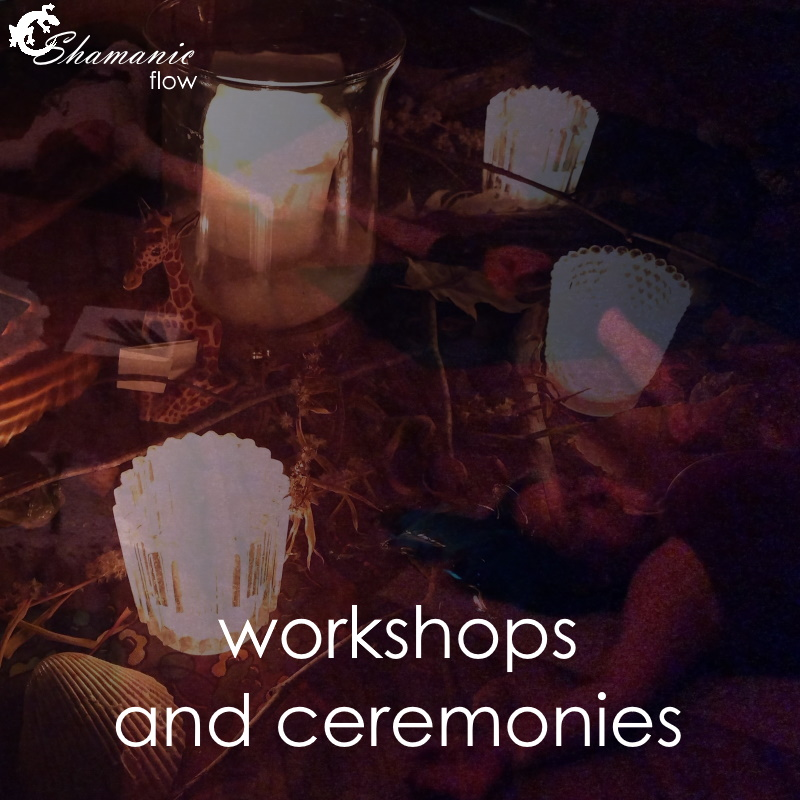 Shamanic Flow workshops and ceremonies